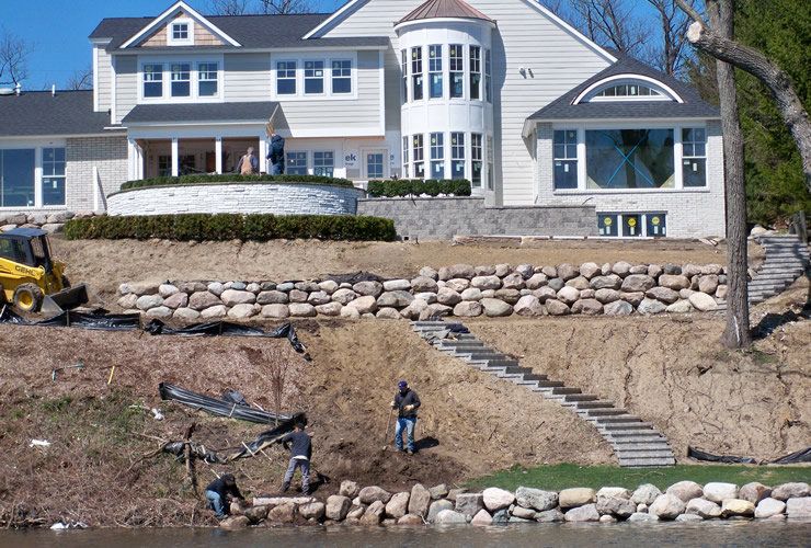 Landscape Design - Bloomfield Hills