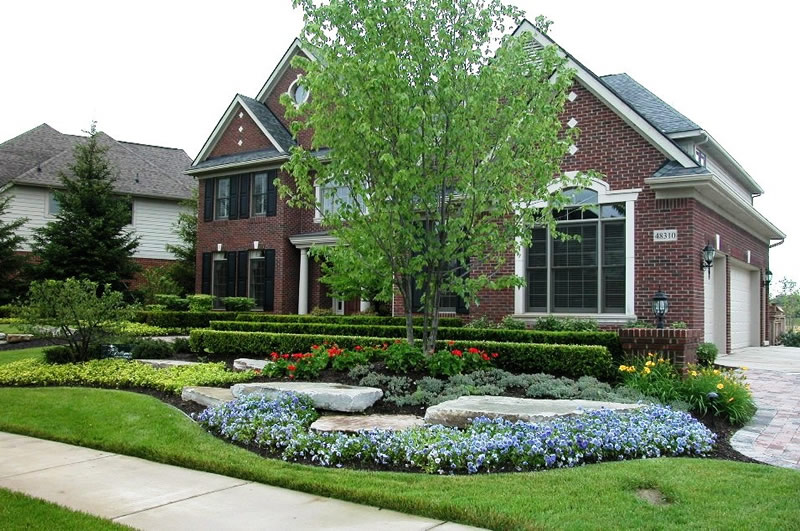Pellegata landscape design for Landscape design michigan