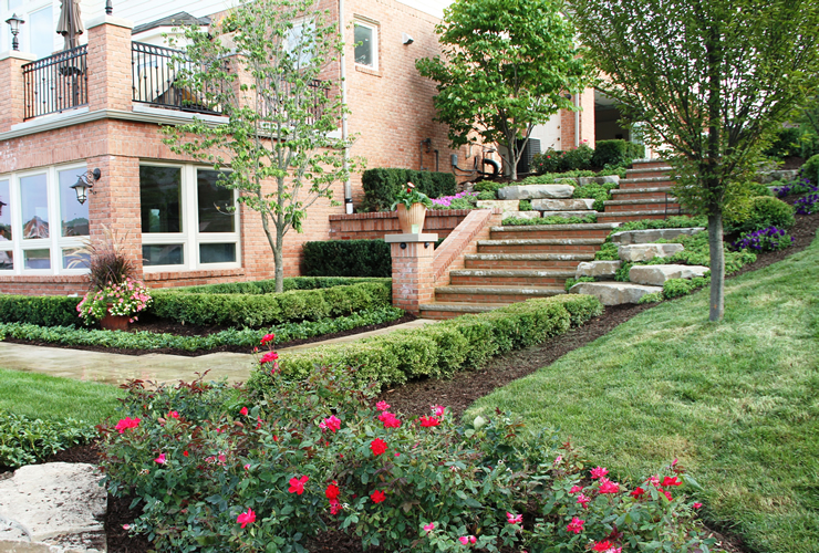 Architectural landscape in south lyon michigan archives for Landscape design michigan