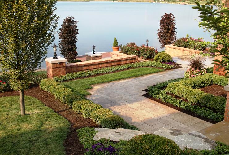 Landscape Design - South Lion, Michigan