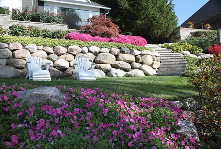 Bloomfield Hills Landscape Design