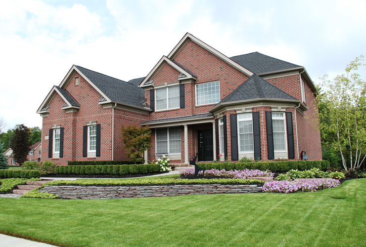 Exterior Design Project in Wixom