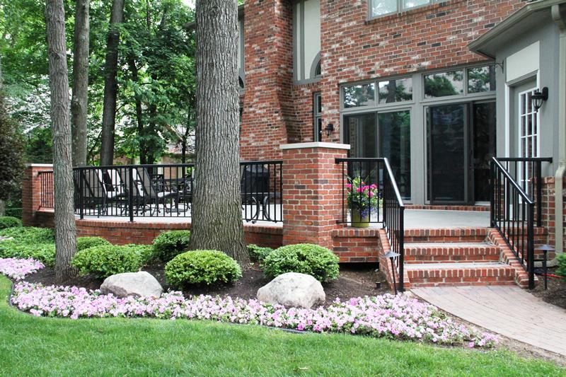 Landscape Design and Masonry Michigan