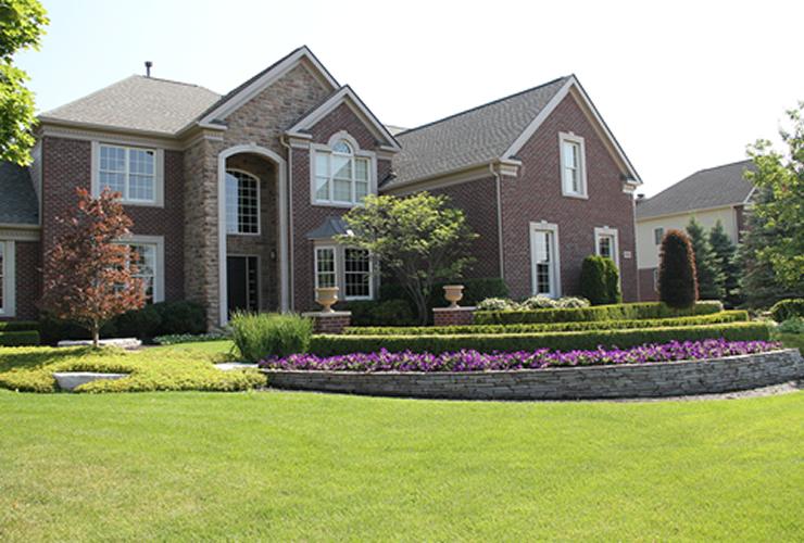 Landscape Design Northville, Michigan