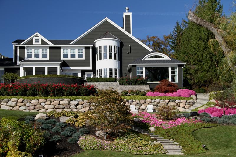 Landscape Design Michigan